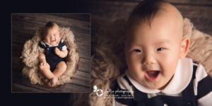 Vancouver , Burnaby baby photography - jana