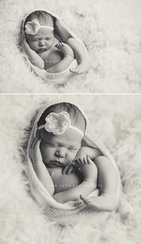 Newborn-baby-Photographers-Vancouver-JaNa-photography-black-white