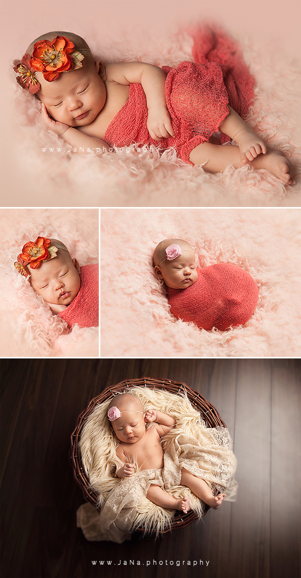 Vancouver-baby-photographer-100-days-red-wrap