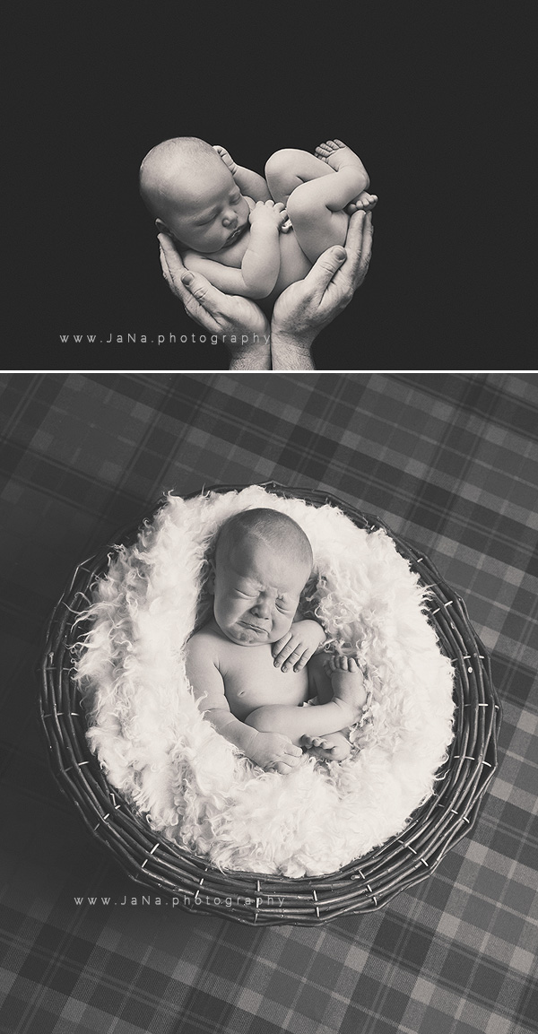 newborn photography vancouver black and white