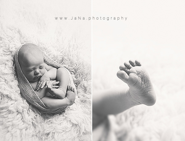 Vancouver-newborn-photographer-detail-macro-black-white