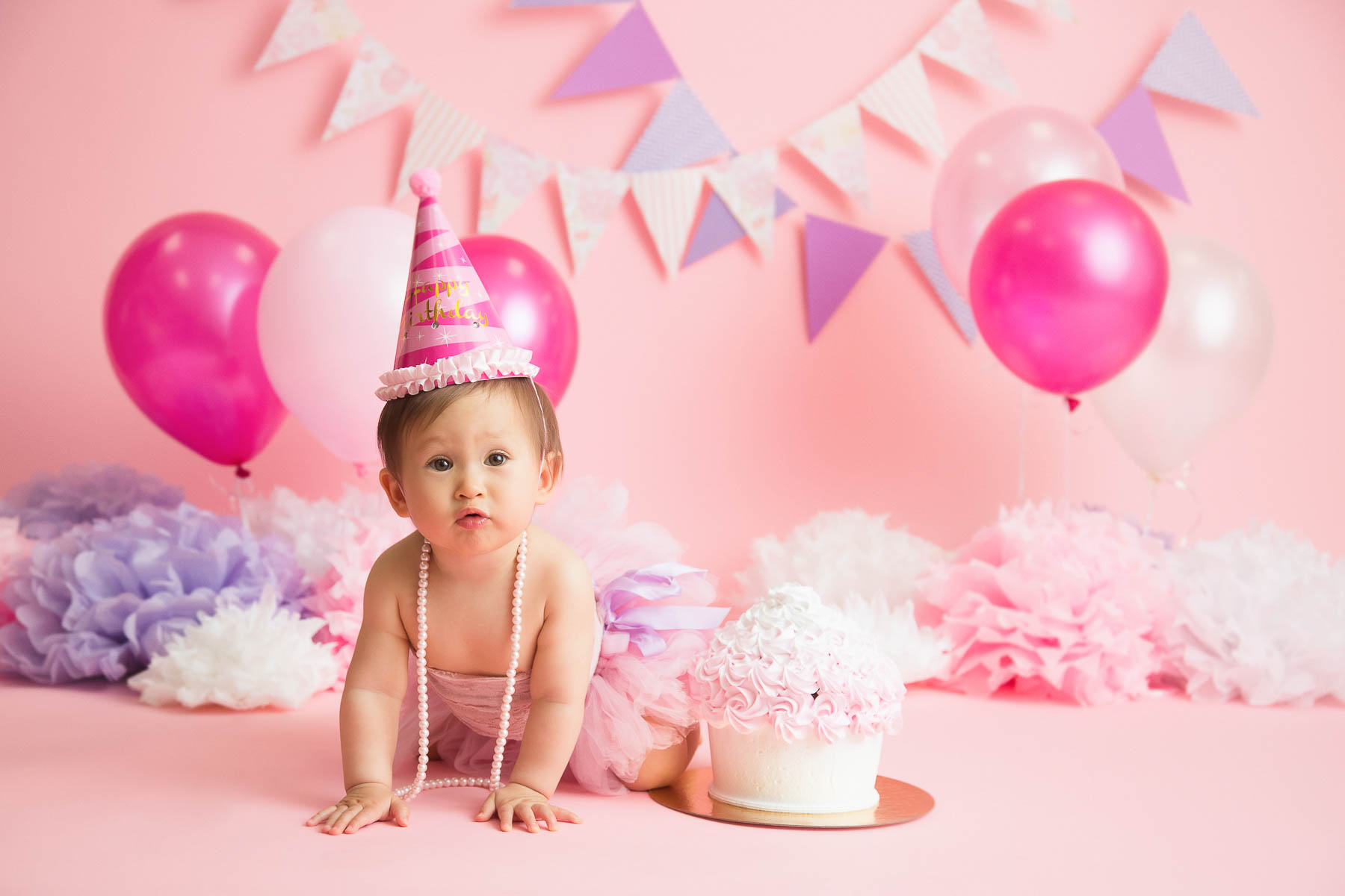 Cake smash / One year old