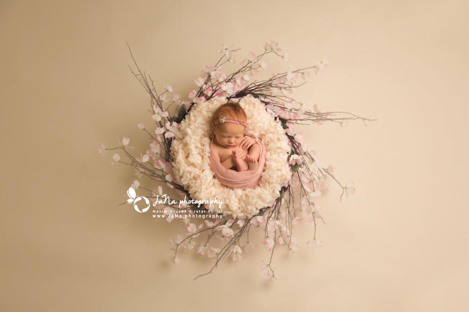 Vancouver newborn photography - JaNa