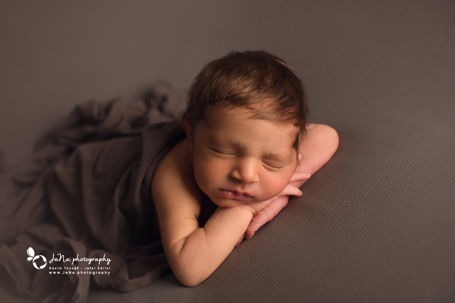 Newborn photography Vancouver | James