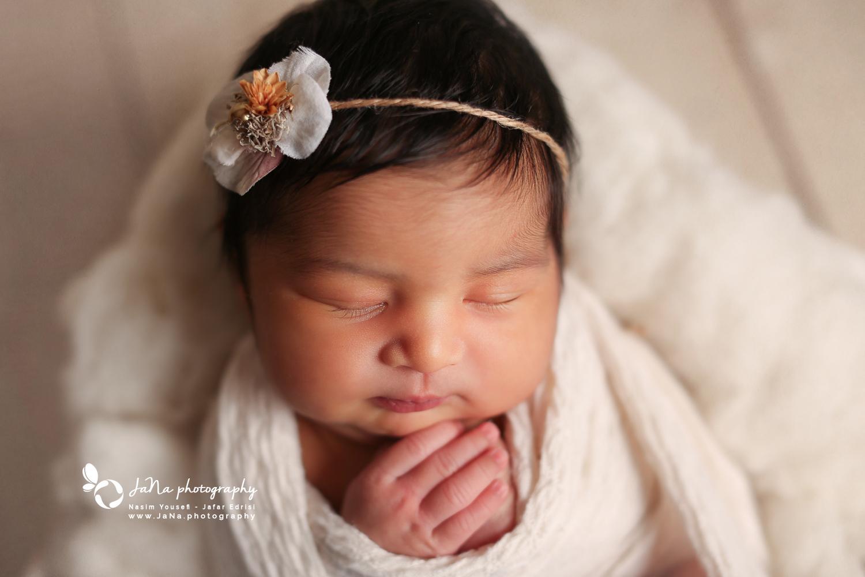Vancouver newborn photography | Rayah