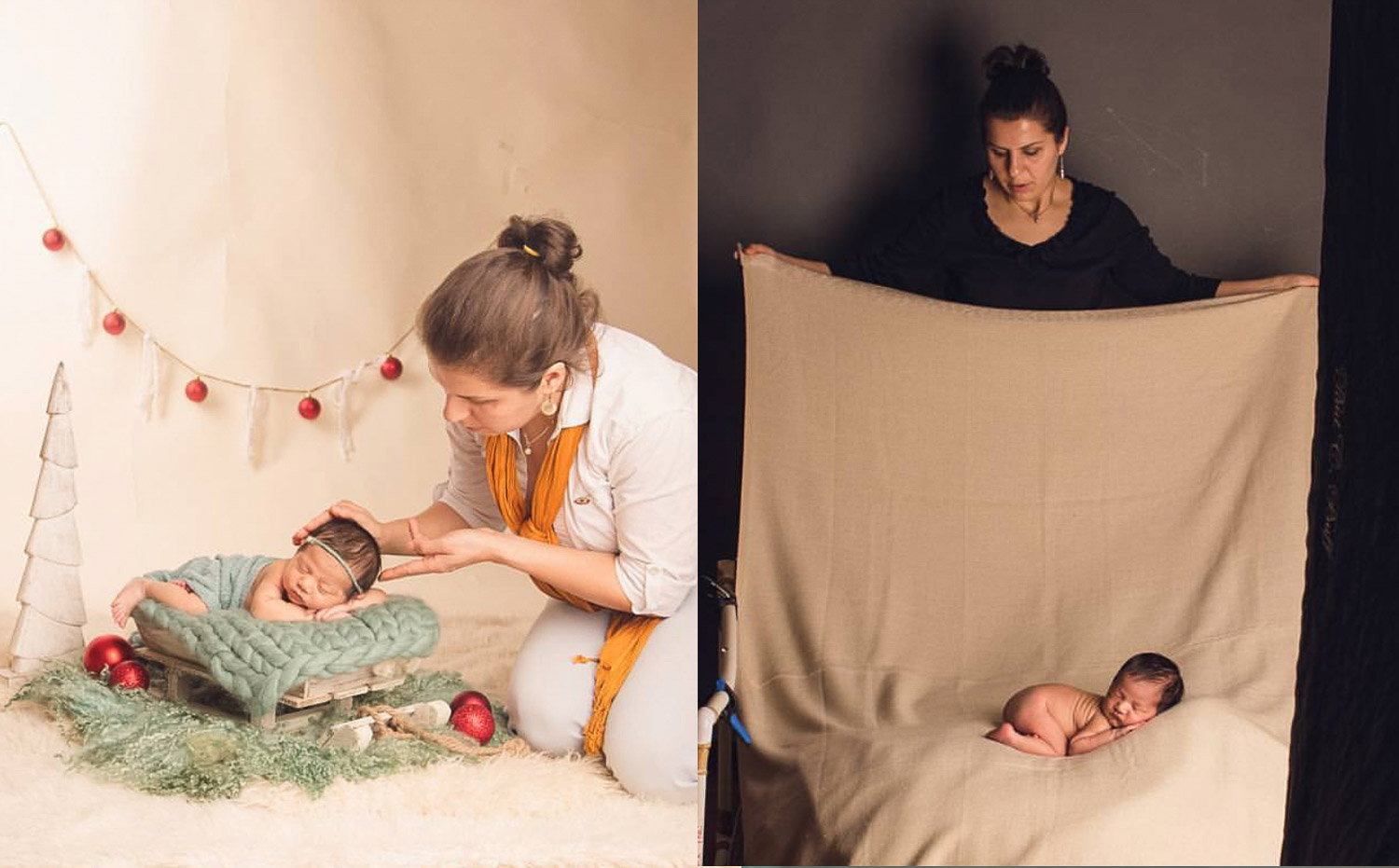 Heart warming feedback - Newborn & Maternity photography