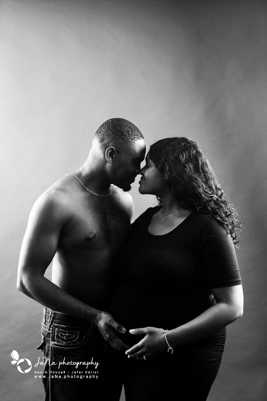 Maternity & Newborn photography Vancouver | Akajah