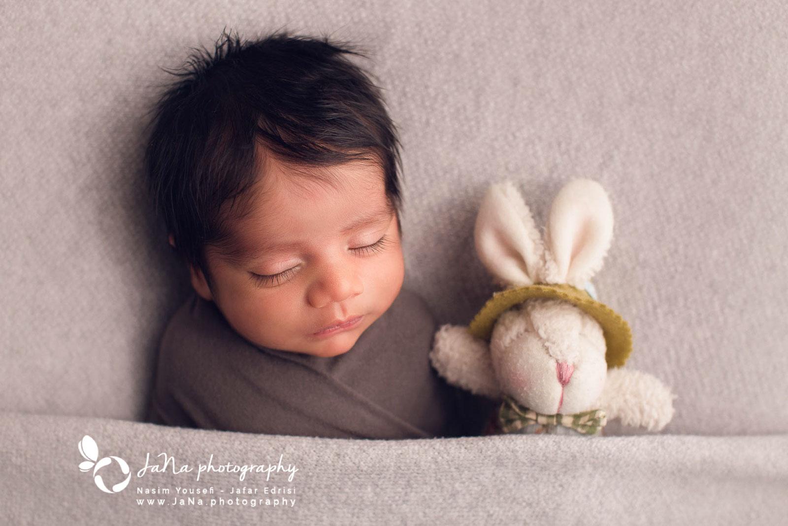 Newborn photography Burnaby - sleep