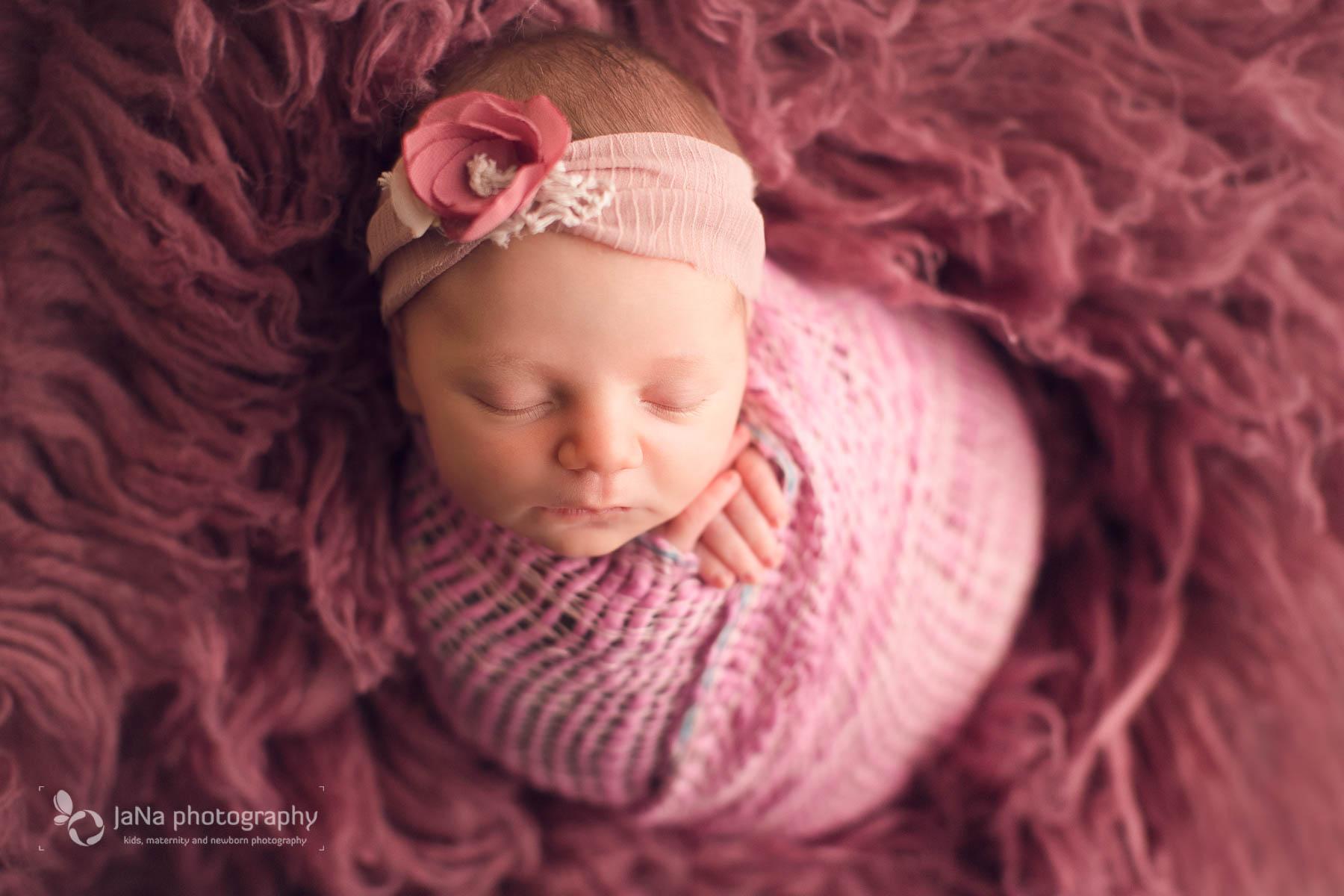 vancouver newborn photography Magnolia