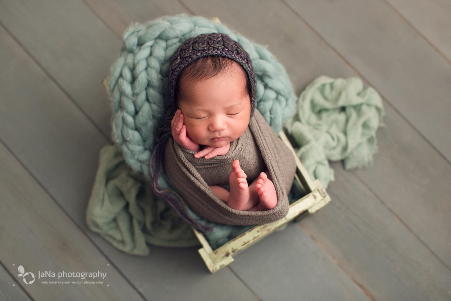 Richmond newborn photography Tayden