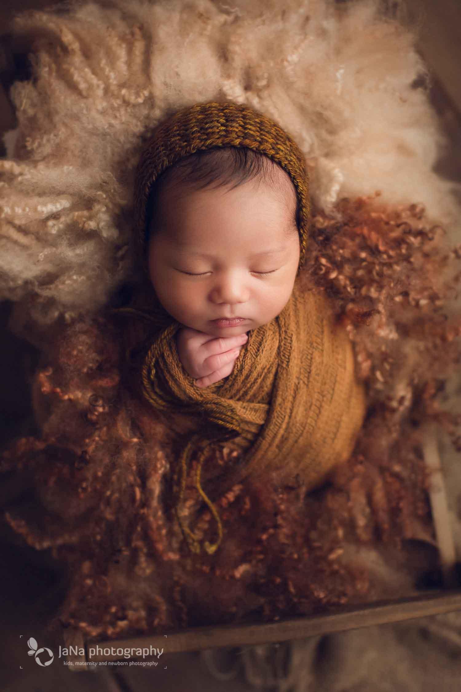 Richmond newborn photography Tayden