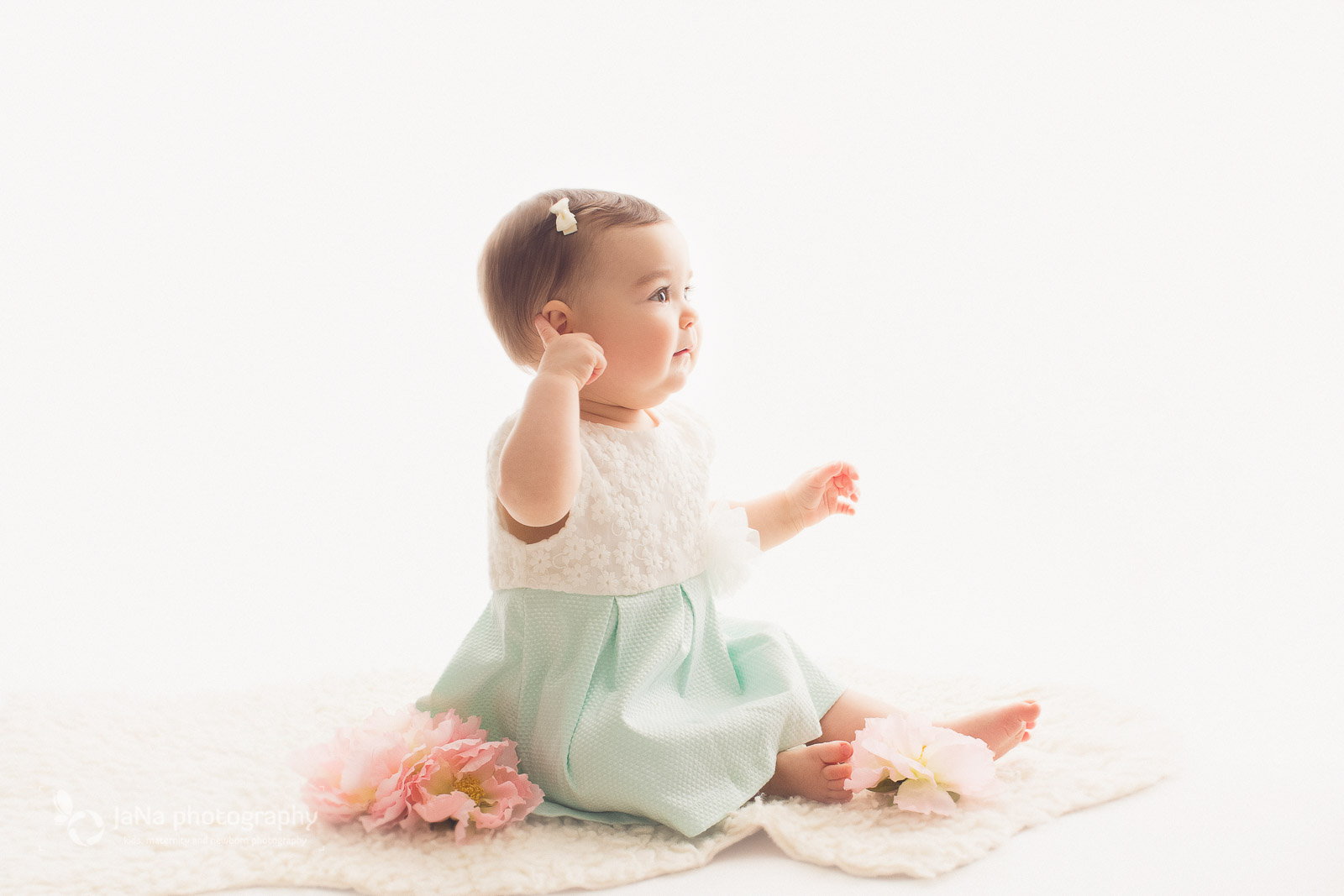 Vancouver baby photography - Burnaby baby photography