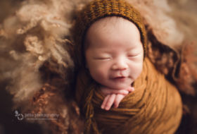 Vancouver newborn photography | George