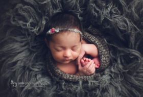 Surrey newborn photography | Siena