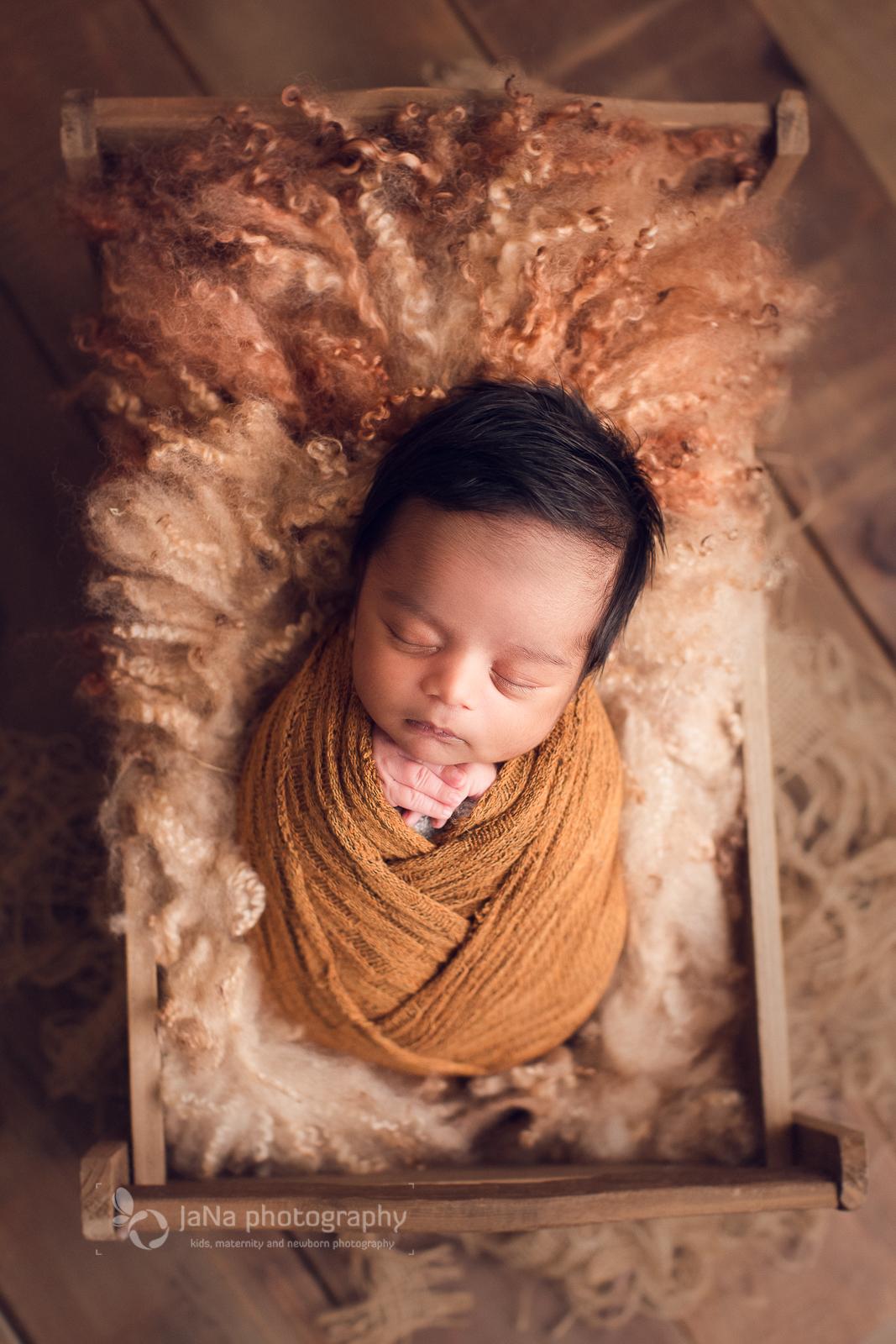 Surrey newborn photography