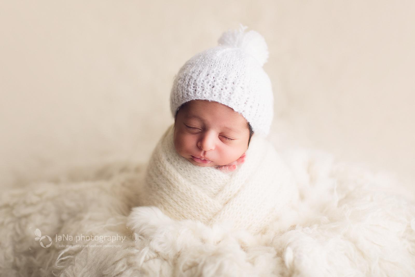 Vancouver newborn photography | Manav