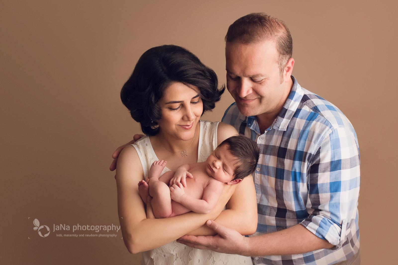 Vancouver newborn photography | Rayn