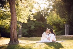 Vancouver maternity and newborn photography