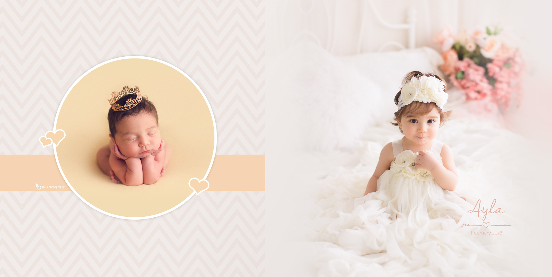 Vancouver & Burnaby baby photography - cake smash -