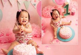 Cake smash / One year old