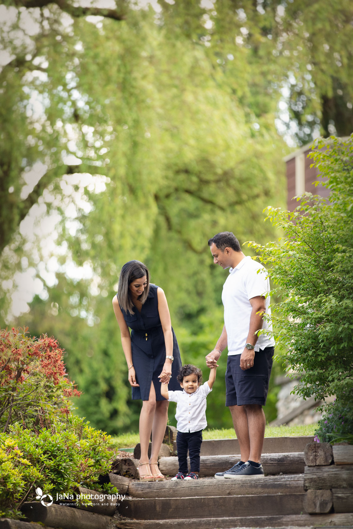 Vancouver outdoor family photography -