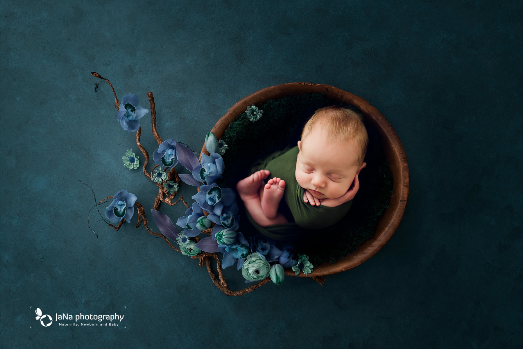Vancouver newborn photography | On location