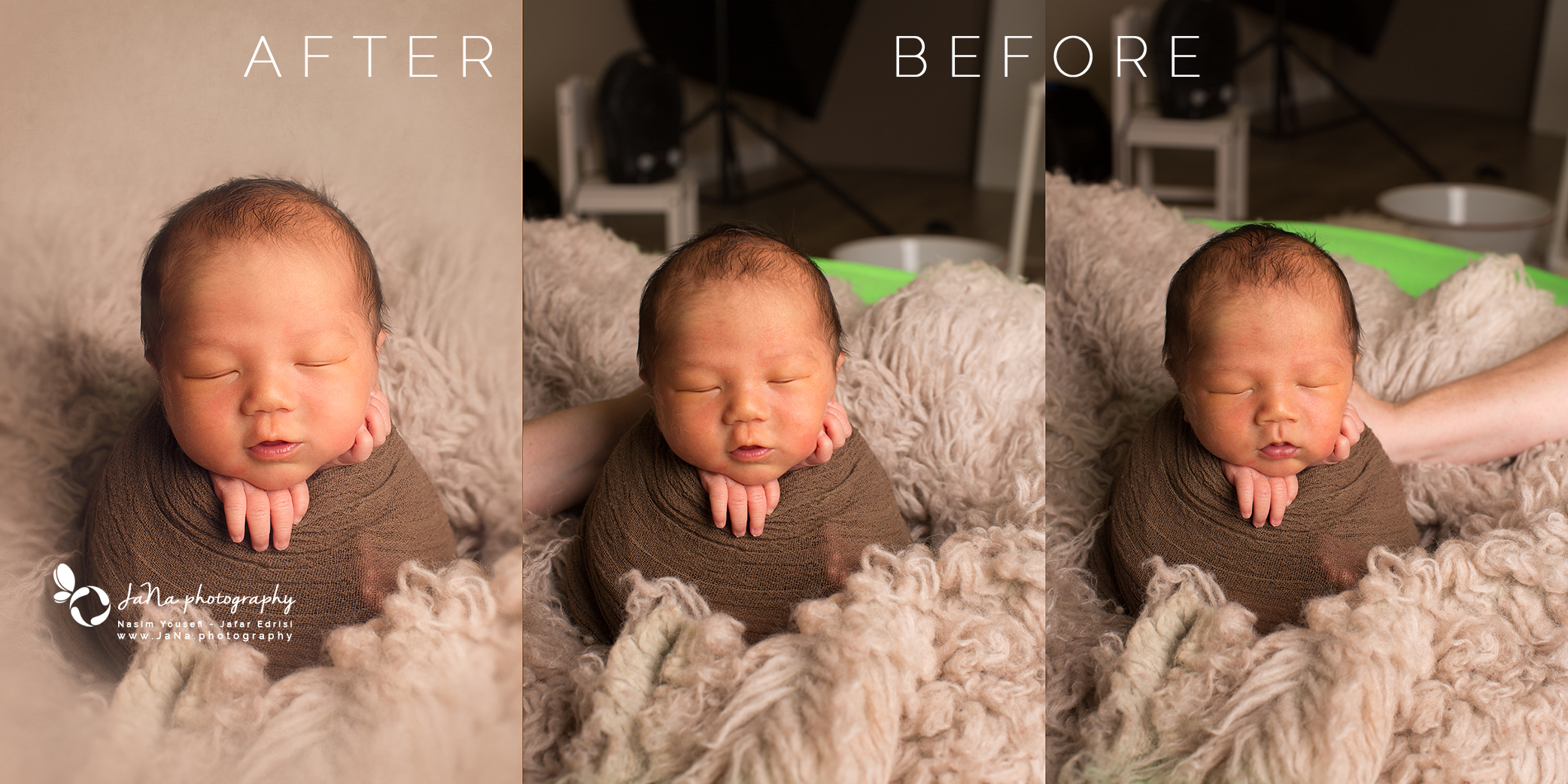 Newborn photo editor job posting | Vancouver