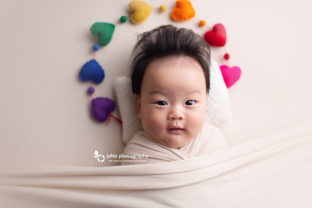 Newborn photography gift certificate