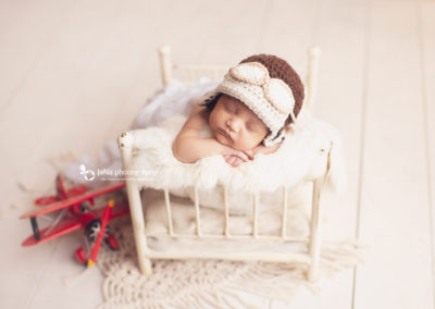 newborn baby boy - pilot - jana photography