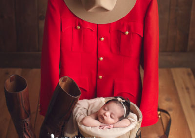 newborn-photography-baby-girl-Royal-Canadian-Mounted-Police