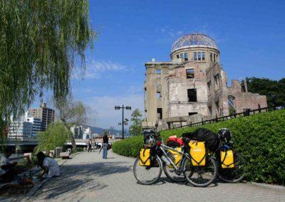 cycling around the world - jana - japan