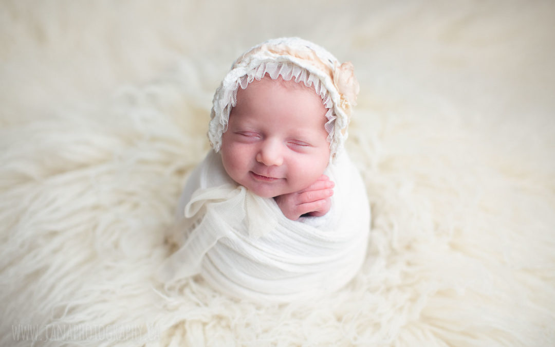 Newborn photography Vancouver | Darcy