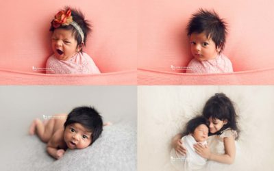 The cutest baby photo captured in Jana photography