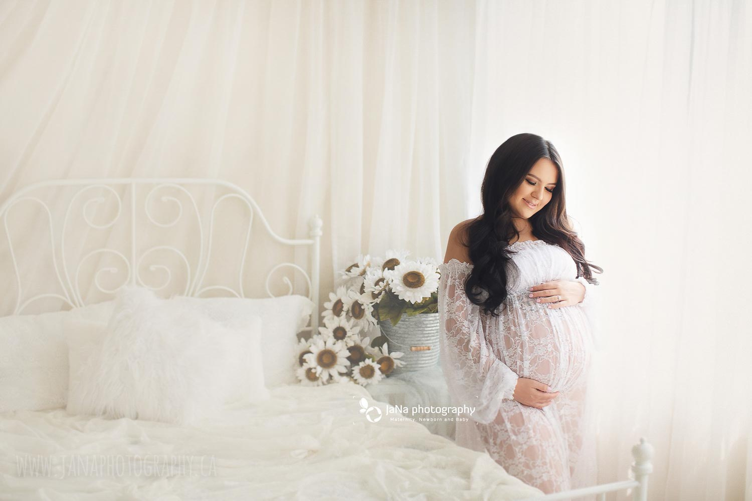 maternity photography - natural light