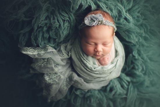 newborn baby boy - yellow bucket - bear hat